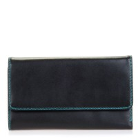 Checkbook Holder/Wallet Black Pace