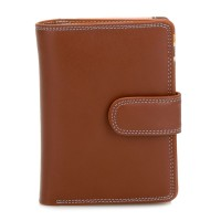 Medium Snap Wallet Siena