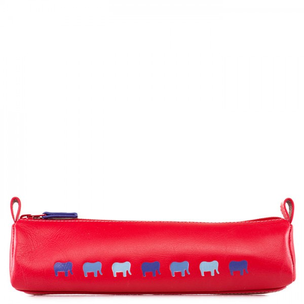 Lucca Pencil Case Royal