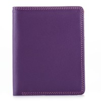 Bi-fold Wallet Purple