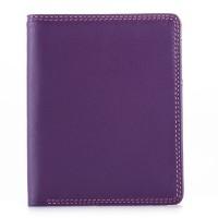 RFID Bi-fold Wallet Purple