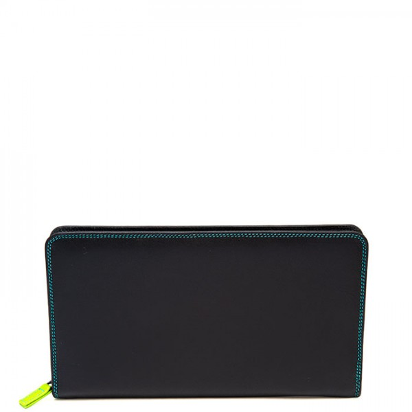 Travel Wallet Black Pace