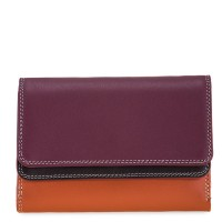 Double Flap Purse/Wallet Chianti