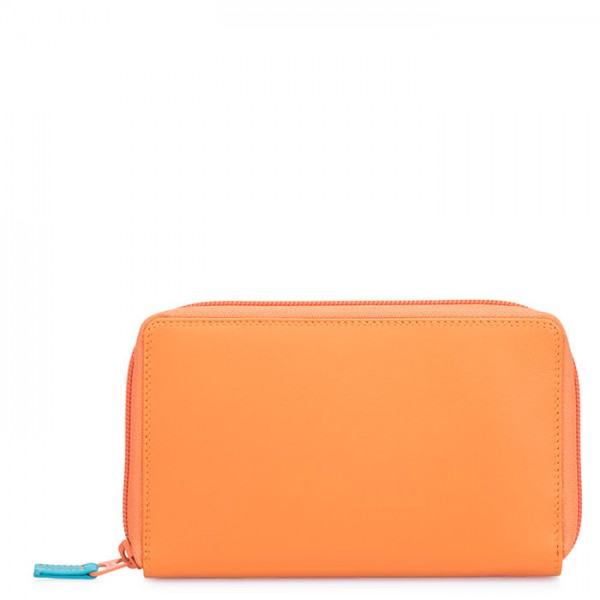 Zip Around Wallet w/Phone Pocket Copacabana