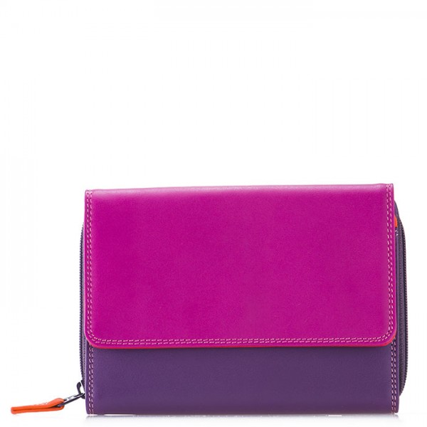 Passport Holder Wallet Sangria Multi
