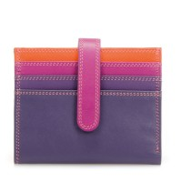 Small Tab Card Wallet Sangria Multi