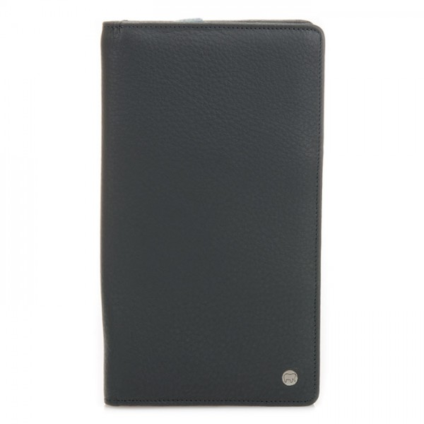 Panama Travel Wallet Smokey Grey