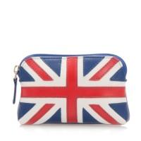 Portamonete con bandiera UK