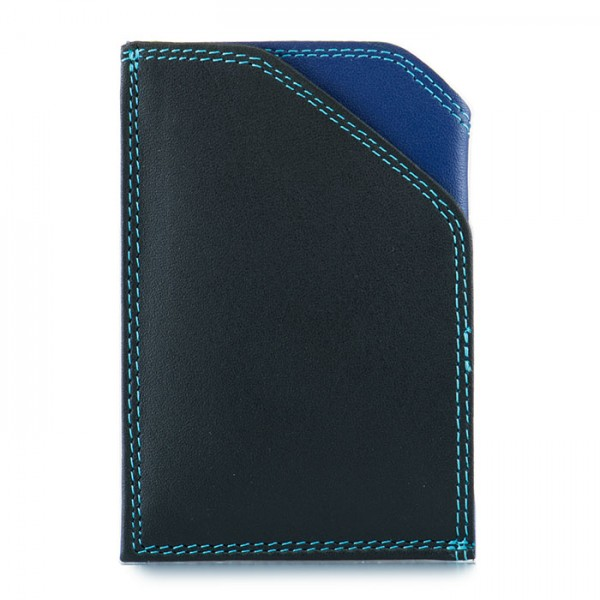N/S Credit Card Cover Black Pace