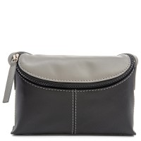 Catania Small Cross Body Black