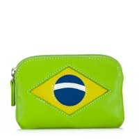 Flag Purse Brazil