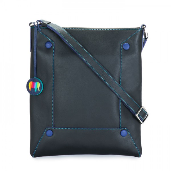 Madrid Small Crossbody Black