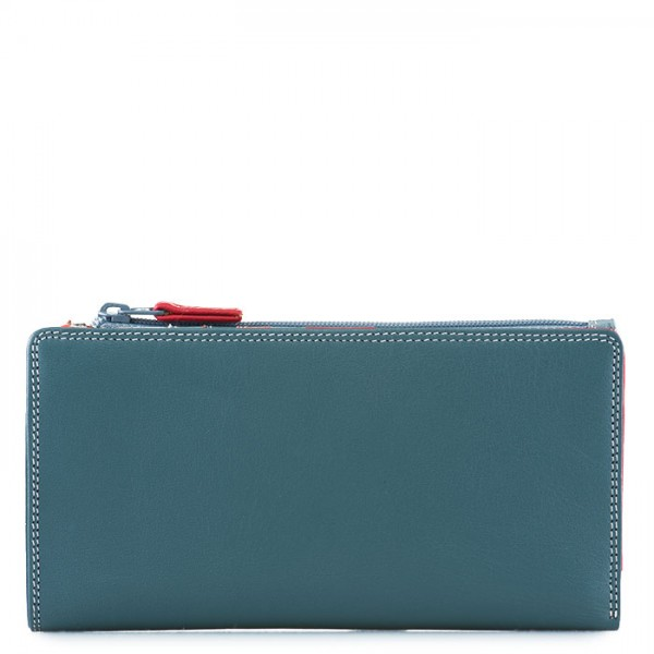 12 CC Zip Wallet Urban Sky