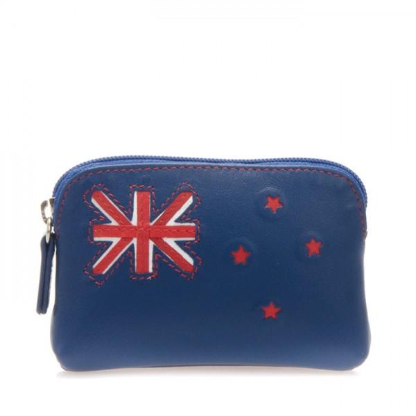 Geldtäschchen im Flaggen-Design Neuseeland