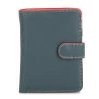 Large Snap Wallet Urban Sky
