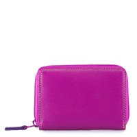 Zip Around Coin Purse Sangria Multi