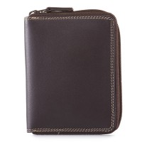 Men's Coin Tray Wallet Safari Multi