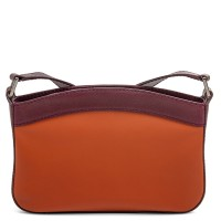 Siracusa Small Shoulder Bag Chianti