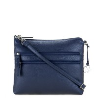 Cremona Slim Cross Body Blue