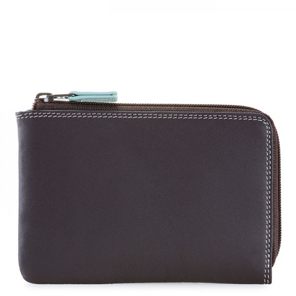 Zip Around Wallet Mocha