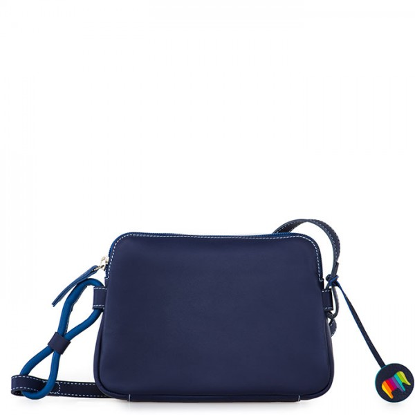 Caracas Small Crossbody Navy