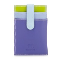 Money Clip CC Holder Lavender