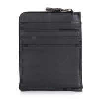 Zip Around CC Holder/Wallet Black