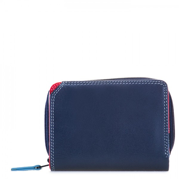 Small Zip Wallet Royal