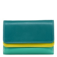 Double Flap Purse/Wallet Mint