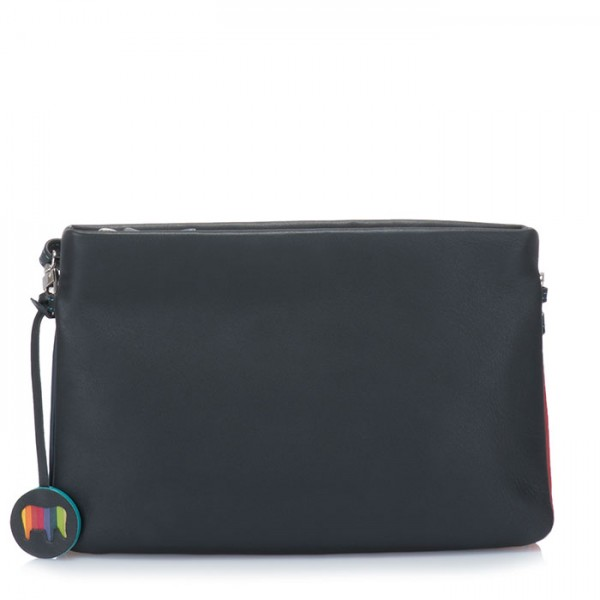 Kyoto Small Clutch Black Pace