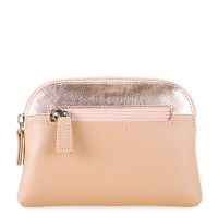 Large Coin Purse Nude Rose-Gold