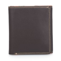 Classic Wallet w/Coin Tray Safari Multi