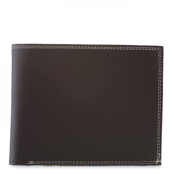 Medium Men's Wallet Mocha