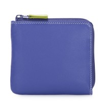 Small Zip Around Wallet Lavender