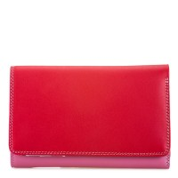 Medium Tri-fold Wallet Ruby
