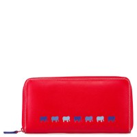 Lucca Zip Around Purse Royal