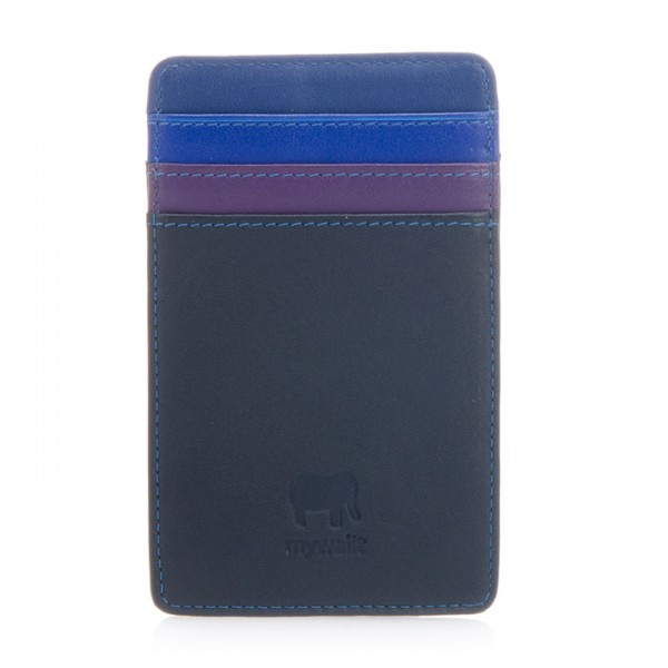 N/S Credit Card Holder Kingfisher