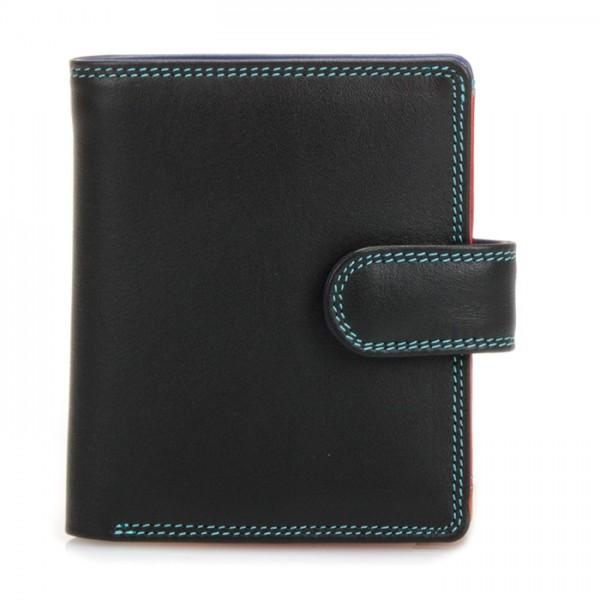 Tri-fold Tab Wallet Black Pace