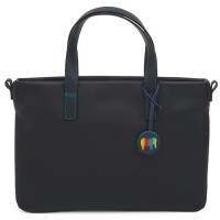 Kyoto Medium Multiway Bag Black Pace