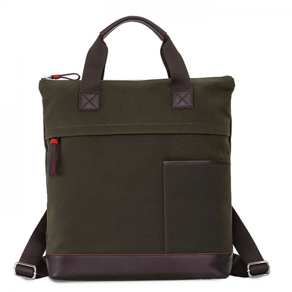 Voyager N/S Backpack Khaki