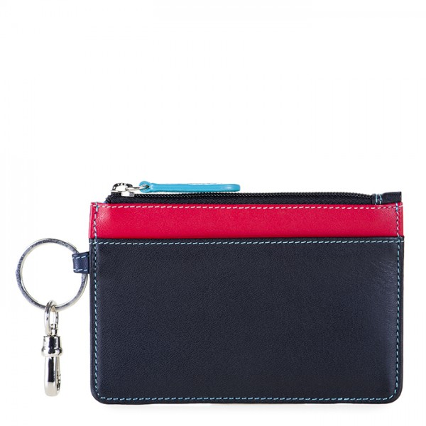 Zipped Coin Pouch Black Pace
