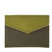 Envelope Card Holder Olive