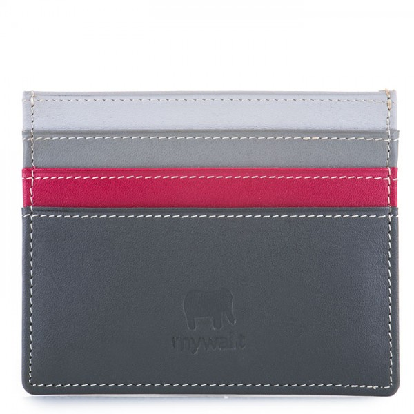 Double Sided Credit Card Holder Storm