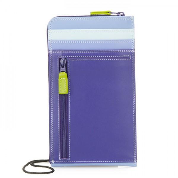 Neck Purse/Wallet Lavender