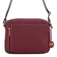 Small Organiser Cross Body Bag Chianti