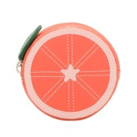 Fruits Orange Purse Orange