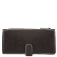 Tab Purse Wallet Mocha
