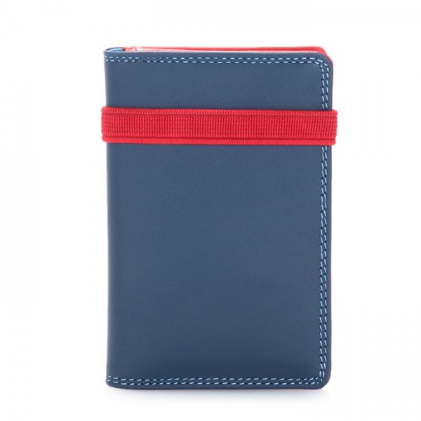 Slim Credit/Business Card Holder Royal