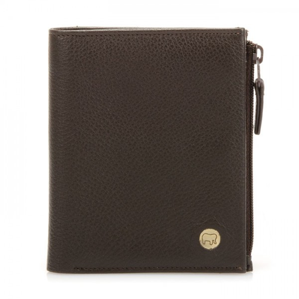 Panama ID Wallet Brown
