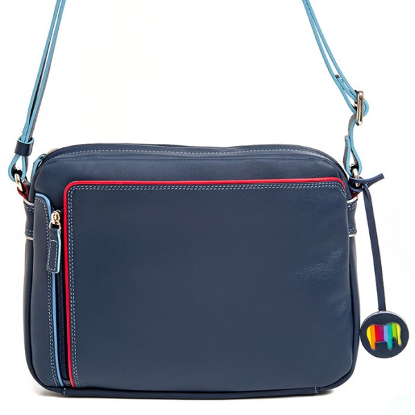 Small Organiser Cross Body Bag Royal